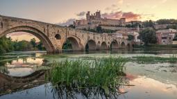 Béziers, son canal, sa ville